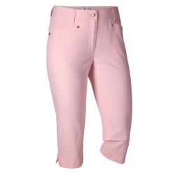 Daily Sports Ladies Lyric Capri 74cms Light Pink (800)