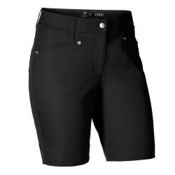 Daily Sports Lyric Shorts Black - 48cms
