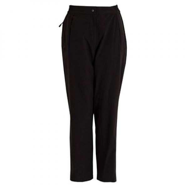 Green Lamb Hush  Ladies Waterproof Trouser Black