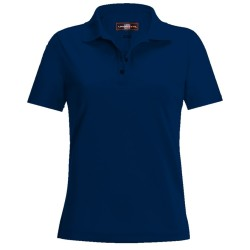 Loudmouth Women's Essential  Shirt- Polo Navy