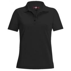 Loudmouth Women's Essential  Shirt- Polo Black