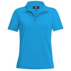 Loudmouth Women's Essential  Shirt- Polo Sky