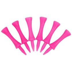 Masters Plastic Graduated Tees 2 1/4 x 25 bag - Pink