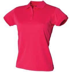 Henbury Women's Coolplus Polo Shirt