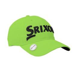 Srixon SRX Magnetic Ball Marker Cap Green/Black