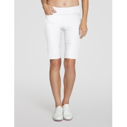 TAIL - Mulligan Ladies Shorts  - White